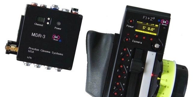 Preston Focus Systems